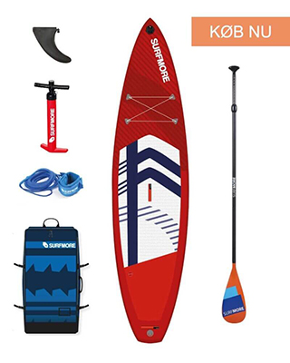 SURFMORE SUP BOARD - TOURING 11'6